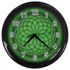 Design Wall Clock (Black)