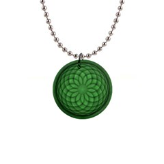 Design Button Necklace