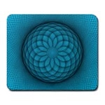 Spirograph Large Mouse Pad (Rectangle) Front
