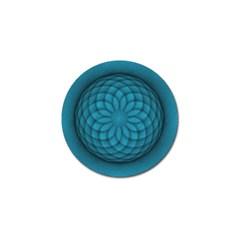 Spirograph Golf Ball Marker 4 Pack