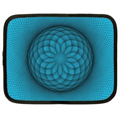 Spirograph Netbook Case (XL)