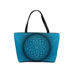 Spirograph Large Shoulder Bag