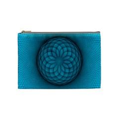 Spirograph Cosmetic Bag (medium)