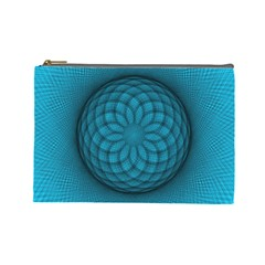 Spirograph Cosmetic Bag (large)