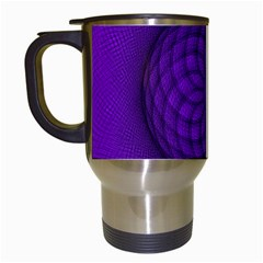 Spirograph Travel Mug (White)