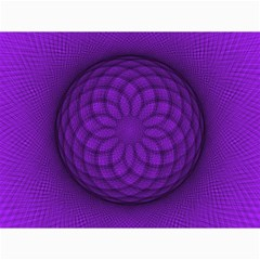 Spirograph Canvas 18  x 24  (Unframed)