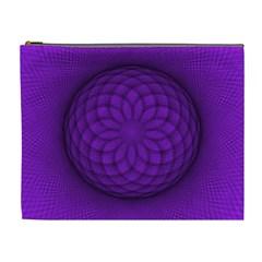 Spirograph Cosmetic Bag (XL)