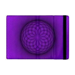 Spirograph Apple iPad Mini Flip Case