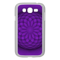 Spirograph Samsung Galaxy Grand DUOS I9082 Case (White)