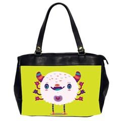 Moshi Oversize Office Handbag (Two Sides)