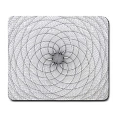 Spirograph Large Mouse Pad (Rectangle)