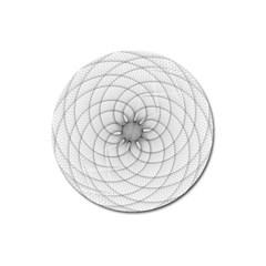 Spirograph Magnet 3  (Round)