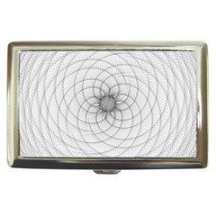 Spirograph Cigarette Money Case