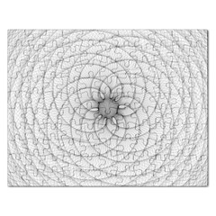 Spirograph Jigsaw Puzzle (Rectangle)