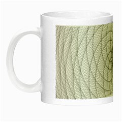 Spirograph Glow in the Dark Mug
