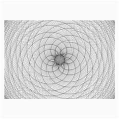 Spirograph Glasses Cloth (Large)