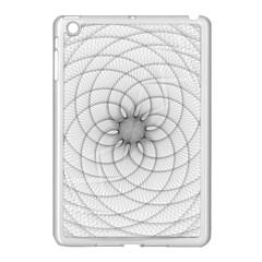 Spirograph Apple iPad Mini Case (White)