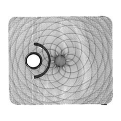 Spirograph Samsung Galaxy S  Iii Flip 360 Case