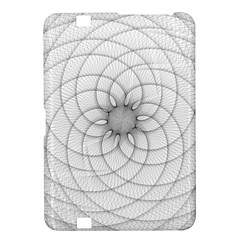 Spirograph Kindle Fire Hd 8 9  Hardshell Case