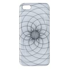 Spirograph Iphone 5s Premium Hardshell Case