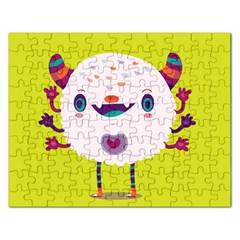 Moshi Jigsaw Puzzle (Rectangle)
