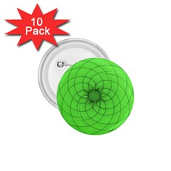 Spirograph 1 75  Button (10 Pack)