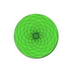Spirograph Drink Coaster (Round)