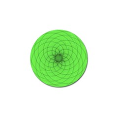 Spirograph Golf Ball Marker 4 Pack