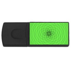 Spirograph 2GB USB Flash Drive (Rectangle)