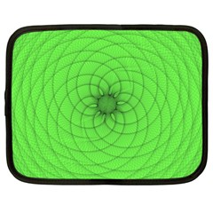 Spirograph Netbook Case (XL)