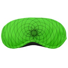 Spirograph Sleeping Mask