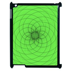 Spirograph Apple Ipad 2 Case (black)