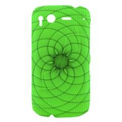 Spirograph HTC Desire S Hardshell Case