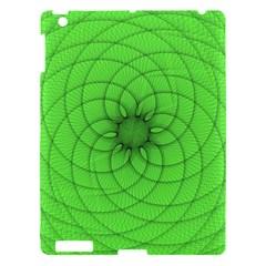 Spirograph Apple iPad 3/4 Hardshell Case
