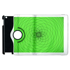 Spirograph Apple iPad 2 Flip 360 Case