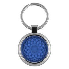 Spirograph Key Chain (round)