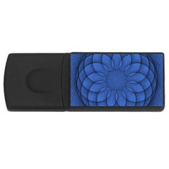 Spirograph 1GB USB Flash Drive (Rectangle)