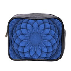 Spirograph Mini Travel Toiletry Bag (Two Sides)