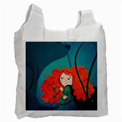 Merida Recycle Bag (Two Sides)