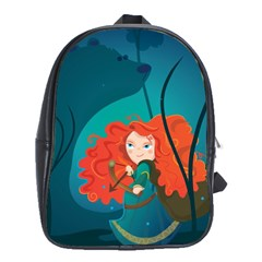 Merida School Bag (Large)