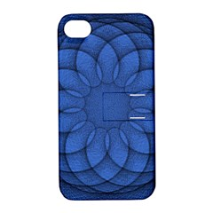 Spirograph Apple Iphone 4/4s Hardshell Case With Stand
