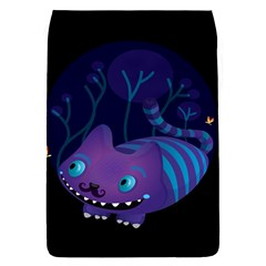Cheshire mustache cat Removable Flap Cover (Small)