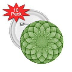 Spirograph 2.25  Button (10 pack)