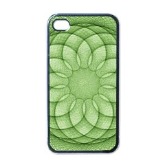 Spirograph Apple iPhone 4 Case (Black)