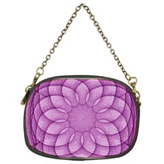 Spirograph Chain Purse (Two Sided)