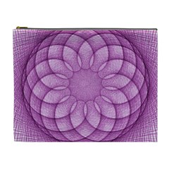 Spirograph Cosmetic Bag (XL)