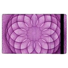 Spirograph Apple iPad 3/4 Flip Case