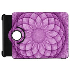 Spirograph Kindle Fire HD 7  Flip 360 Case