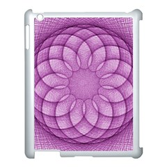 Spirograph Apple Ipad 3/4 Case (white)