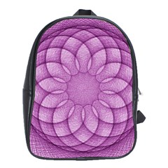 Spirograph School Bag (XL)